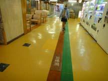 Inside Hotel Urashima